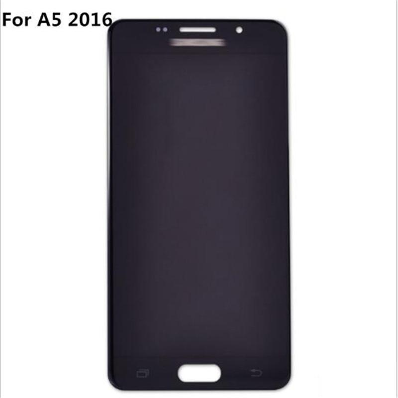 TFT A510 LCD para Samsung Galaxy A5 2016 Lcd pantalla táctil digitalizador montaje A510M A510M/DS A510Y A510F pantalla