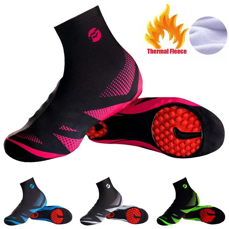 Новинка года; зимние теплые Бахилы для велоспорта; спортивные мужские ботинки для горного велосипеда; Чехлы для велосипедной обуви; Cubre Ciclismo для мужчин