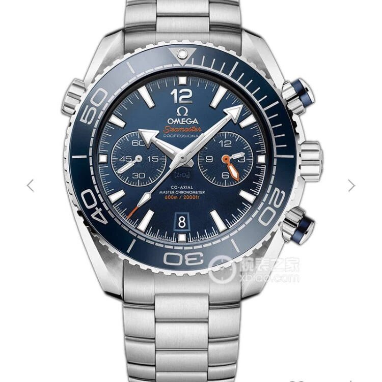 Omega- AAA Diver Water Ghost Luxury Sapphire Crystal Men Automatic Mechanical Watches Ceramic Bezel