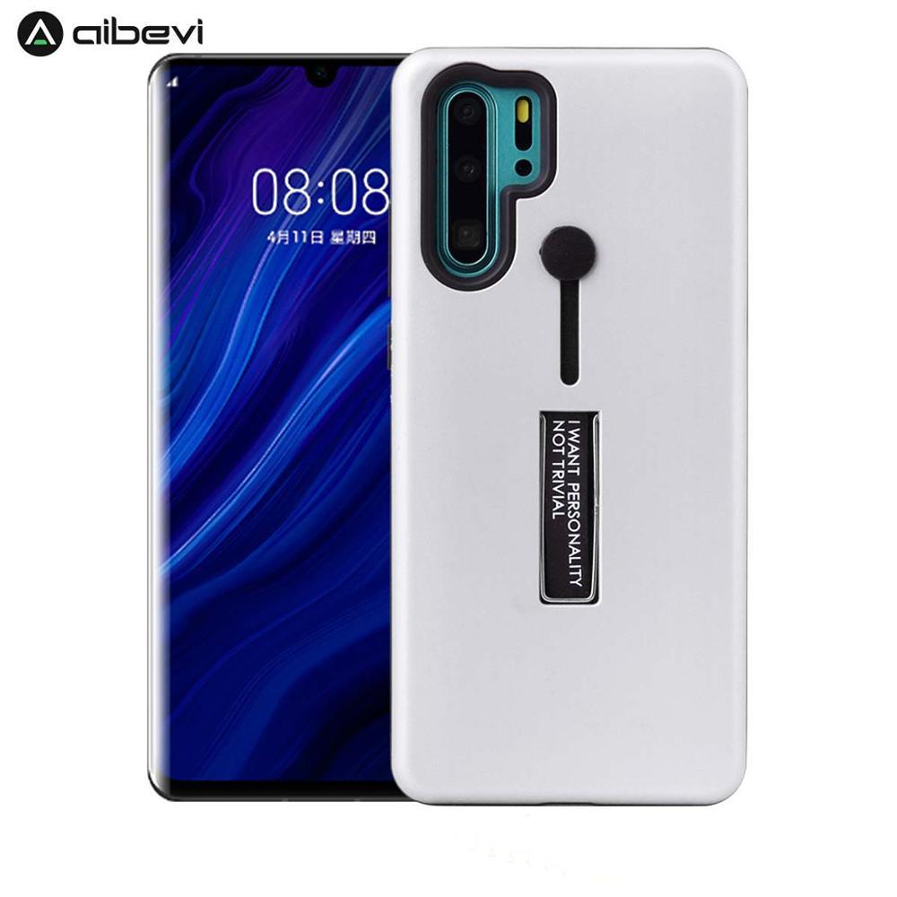 Aibevi funda de teléfono multifuncional para HUAWEI Honor 8A 8X 8 9 10 Lite 2019 GR5 GR3 2017 soporte Invisible accesorio armadura cubierta