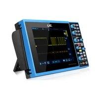 car smart oscilloscopes adopt the innovative operation way mixing full touch operation