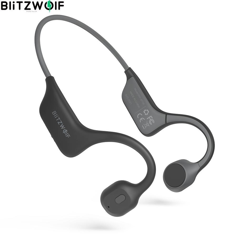 Bluetooth-наушники BlitzWolf, совместимые с bluetooth 5,0