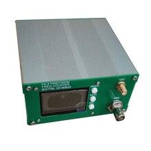 Новая версия, от BGTBL FA 2 1 Гц 6 ГГц, набор счетчиков частоты, измеритель частоты, функция сбора данных, 11 бит/сек + адаптер питания
