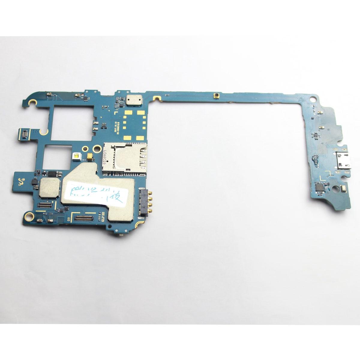 اللوحة الرئيسية مقفلة لسامسونج غالاكسي S7 حافة SM-G935W8 32GB
