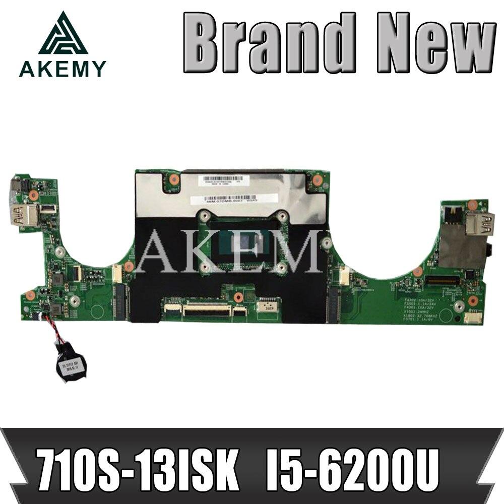 LS710 15238-1 اللوحة لينوفو Ideapad 710S-13ISK xiaoxin الهواء 13 اللوحة المحمول I5-6200 وحدة المعالجة المركزية 8GB اختبارها الأصلي