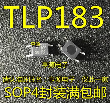 TLP183GB TLP183GR P183 GB P183 GR SOP4