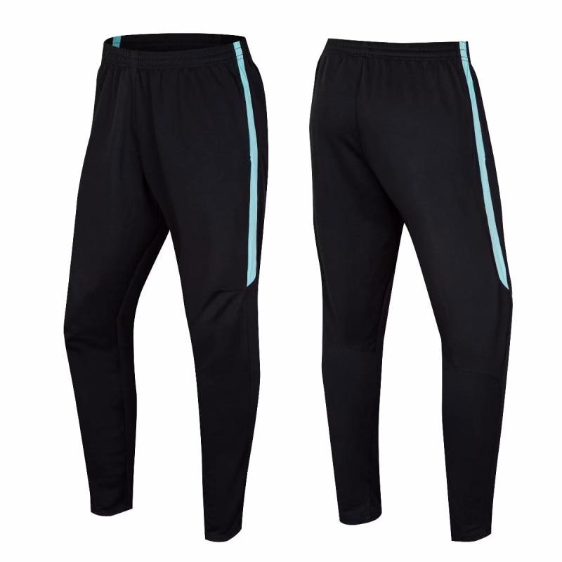 Мужские детские спортивные штаны для бега, спортивные футбольные тренировочные спортивные штаны, эластичные леггинсы, штаны для бега, трен...