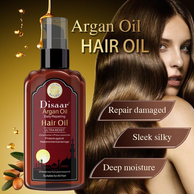 Hair Care Essential Oil Argan Oil Deep Nourish Scalp Repair Dry Damage Hair Treatment Nursing Glycerol Hairdressing Hair Care недорого