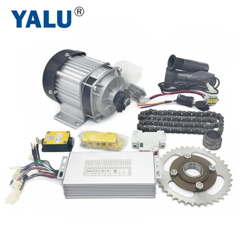 Kit de motorisation de Tricycle électrique, 500W, 48V, moteur de pédalier
