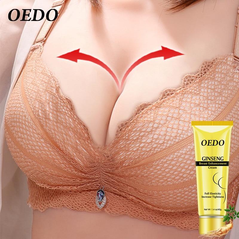 OEDO Shea Butter Breast Enhancement Cream Promote Female Hormones Breast Enlargement Cream Bust Fast