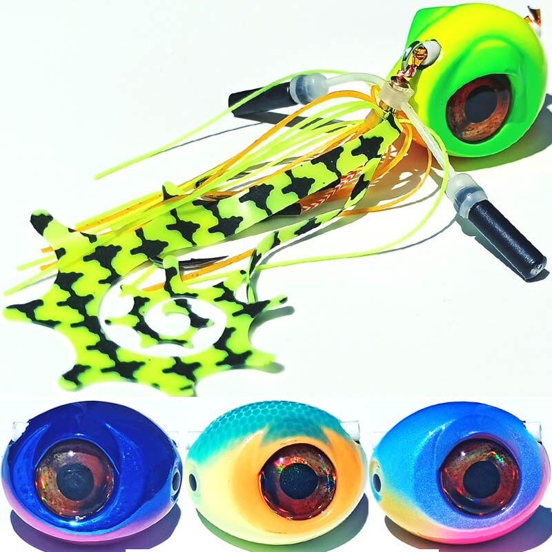 New Desngn Japan 150g120g/100g/80g/60g Slider Snapper/Sea bream Bottom jig Jig head with  skirt  lead jig lead fish jigging lure