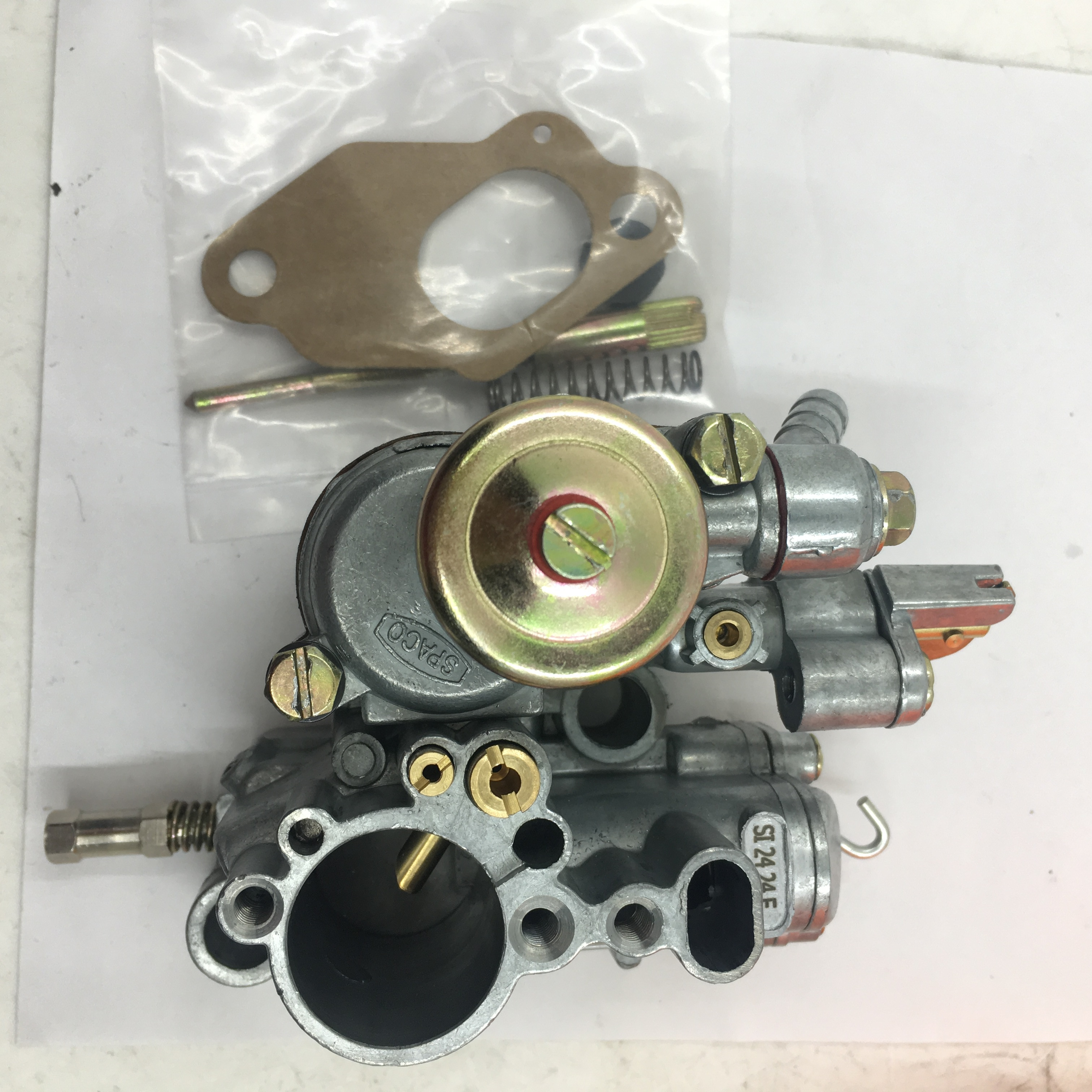 24 100cc 125cc 150cc dellorto modelo spaco 24 mm vba vbb sb novo carburador carby ajuste de sherryberg para vespa