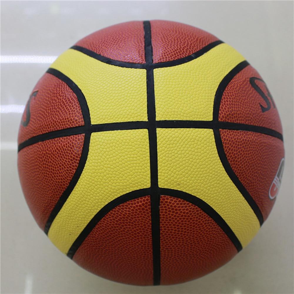 Баскетбольный мяч для баскетбольной команды, баскетбольный мяч для школьников, баскетбольный мяч из ПВХ, размер 7