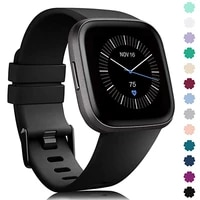 replacement band for fitbit versa 2 not watch soft silicone waterproof wrist accessories strap for fitbit versa 2 band correa
