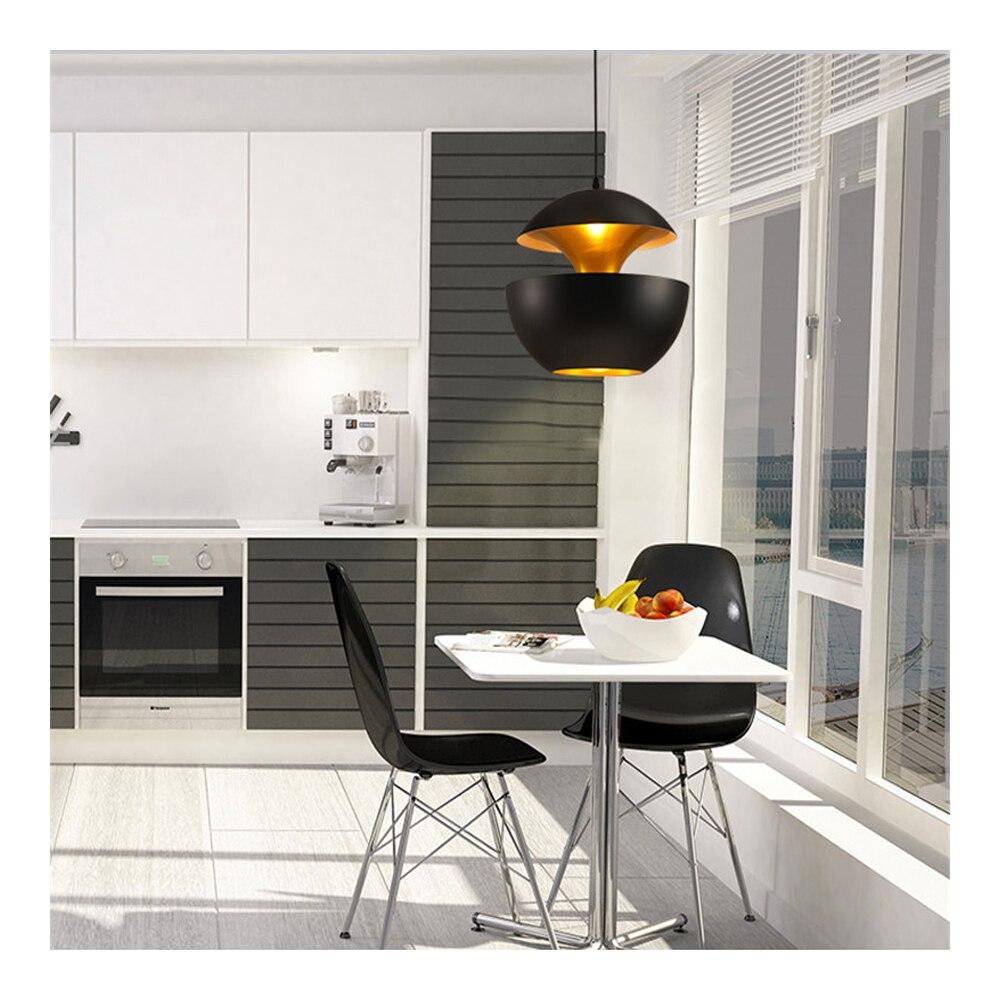 Винтажные люстры для столовой, подвесные светильники для спальни, промышленные декоративные светильники для гостиной, роскошный прикроват...
