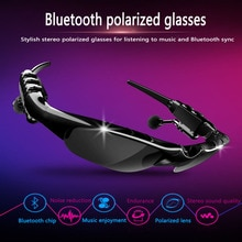 Smart Stereo Bluetooth Sunglasses Men 3D Polarized glasses Bluetooth multi-function stereo car outdo