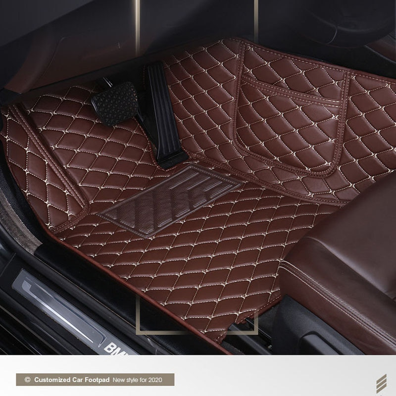 Custom Car Floor Mats for Lifan All Models 320 X50 520 X60 720 X80 620 820 auto styling car accessories enlarge