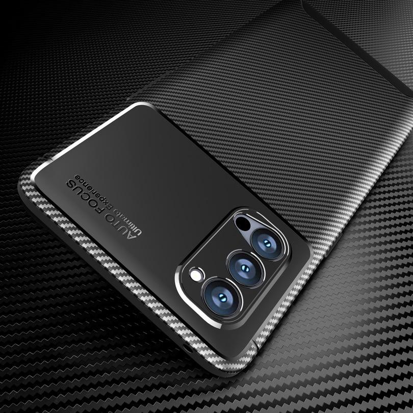 Funda de Teléfono de lujo para OPPO Reno 4 pro, cubierta de...