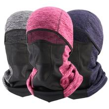 Sport Cycling Bandana Winter Neck Warmer Men Women Ski Head Scarf Full Face Headband Tactical Balacl