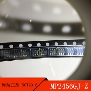 3pcs MP2456GJ-Z SOT23-6 screen printing lAGV * DC-DC buck converter original products