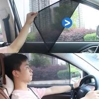 car window sunshade automobile magnetic sunshade protector cover for alfa romeo mini cooper volkswagen kia rio fiat 500 lifan