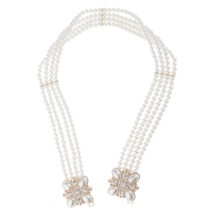 Women's Pearl Waist Belt Waist Chain Belly Chain Chain Belt Dress Belt Bride Bridesmaid Bridal Gown