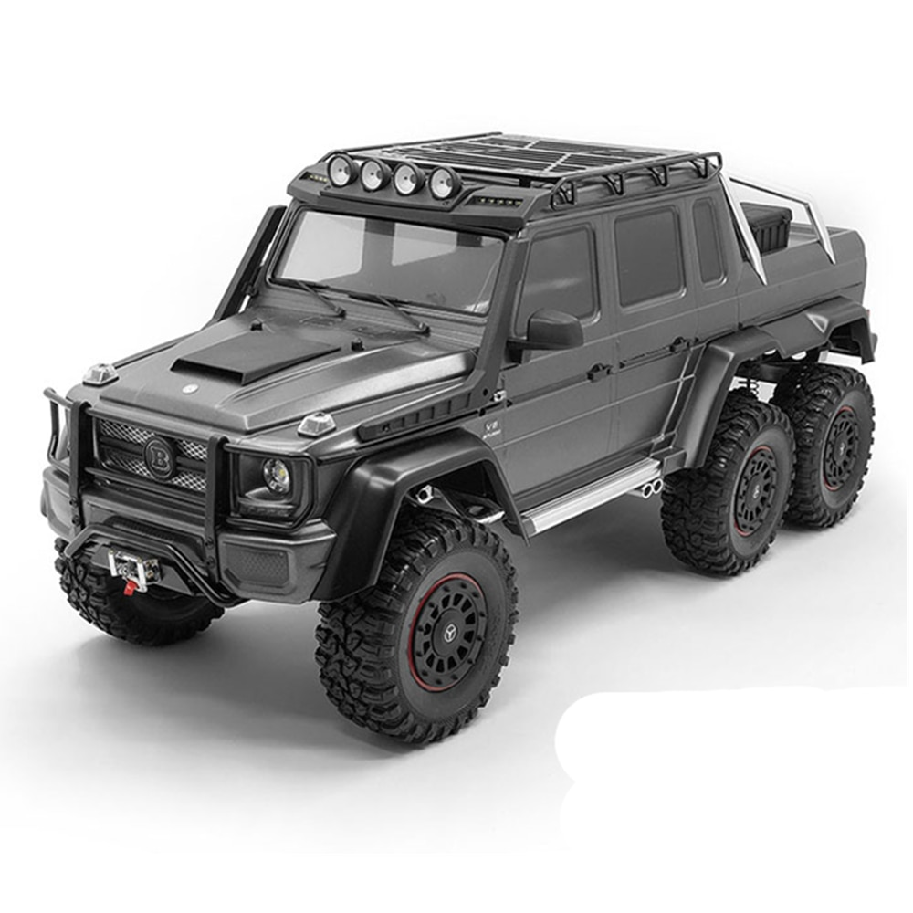 Stainless Steel Roof Rack Rc Crawler Accessories For Rc Car 1:10 Traxxass Trx6 Remote Control Toys G63 6X6 Trx-6 Upgrade Parts enlarge