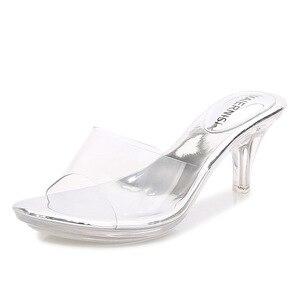 Heels Slides Women Rope Lattice Peep Toe Women Outside Sippers Shoes  Elegant Shoes