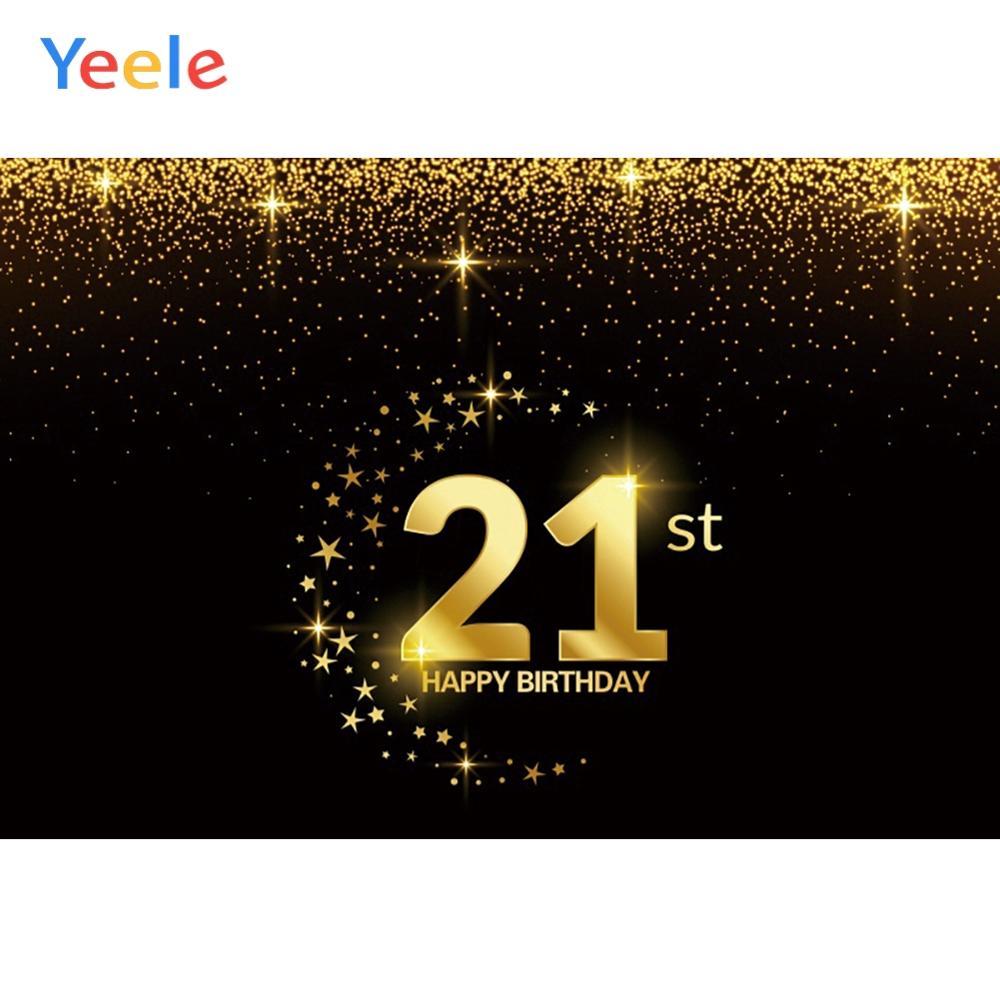 21st 30th 40th 50th fiesta cumpleaños decoración Photophone foto telones de fondo personalizados fondos fotográficos para estudio fotográfico