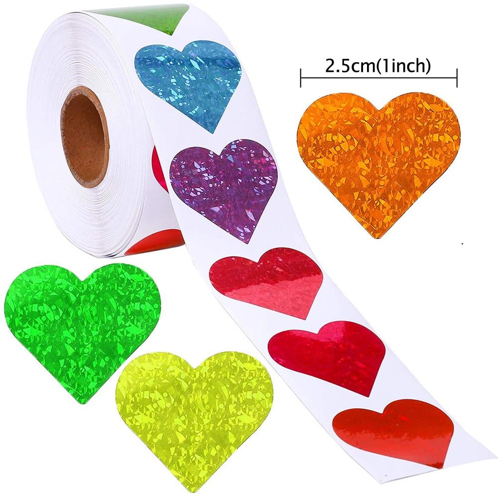 8-modelli-a-forma-di-cuore-amore-adesivi-per-san-valentino-etichette-per-sigilli-per-feste-di-nozze-decorazione-regalo-adesivi-per-etichette-avvolgenti-autoadesivi