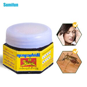 Sumifun Myanmar Rheumatism Pain Relief Ointment For Arthritis Joint Muscular Aches Body Back Pain Relieving Cream P0067