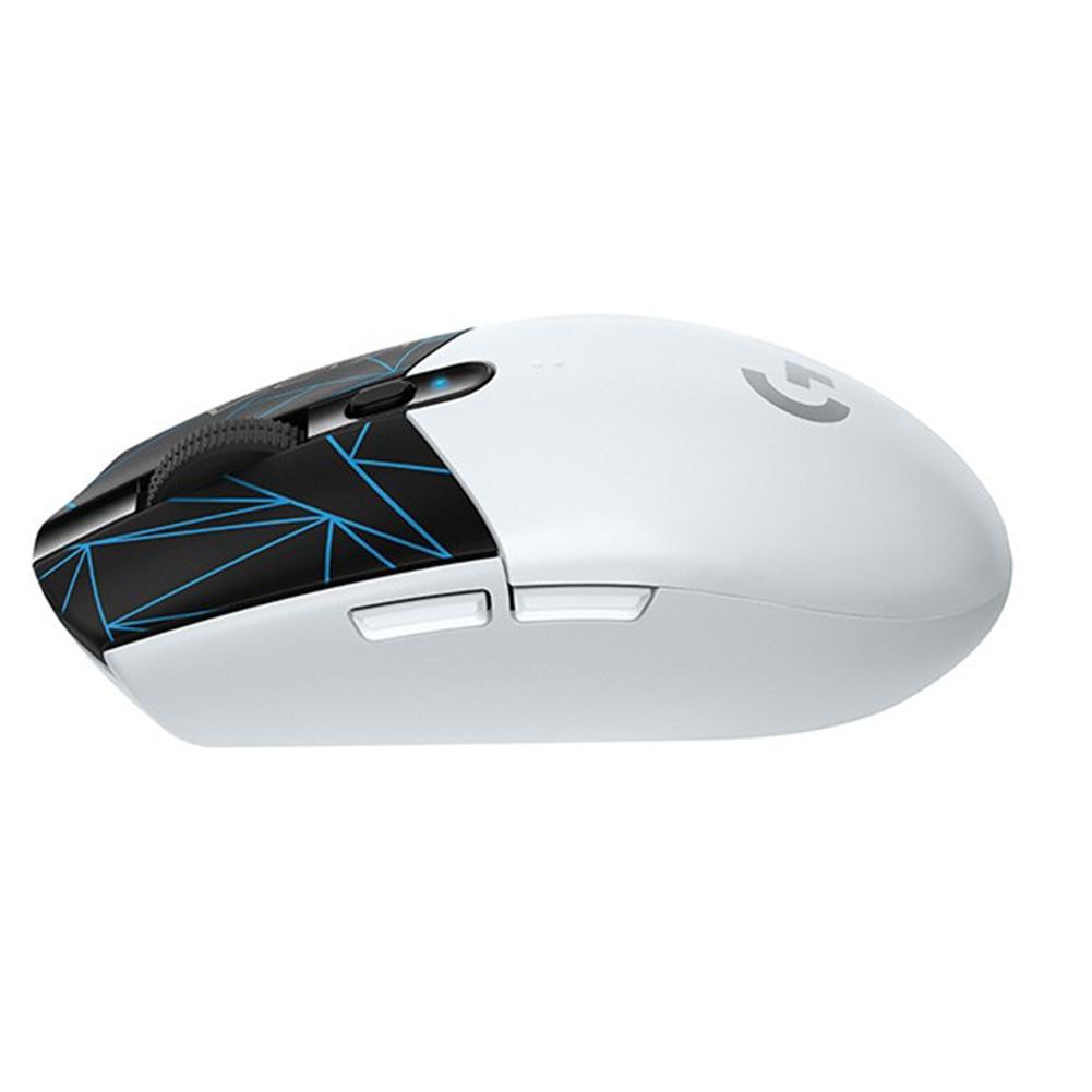 Logitech G304 LIGHTSPEED Engine 1MS Report Rate Wireless Gaming Mouse KDA Laptop Desktop Professional Computer Mouse enlarge