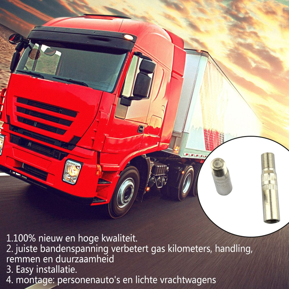 caravan waterloo lily lp 4pcs/Set Chrome Metal Car Truck Caravan Tyre Wheel Valve Extensions Extender Caps Stem for Van Caravan