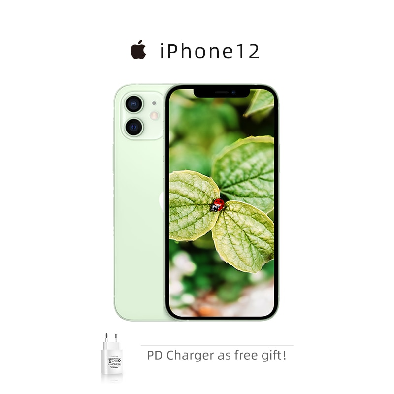 Used Original Apple iPhone 12 Mini / iPhone 12 5G Smartphone 5.4
