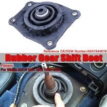 Palanca de cambios de coche, engranaje superior de goma, sello de arranque, sello de goma, engranaje aislante para Mazda MX-5 MK1 MK2 1889-2005 NA0164481B