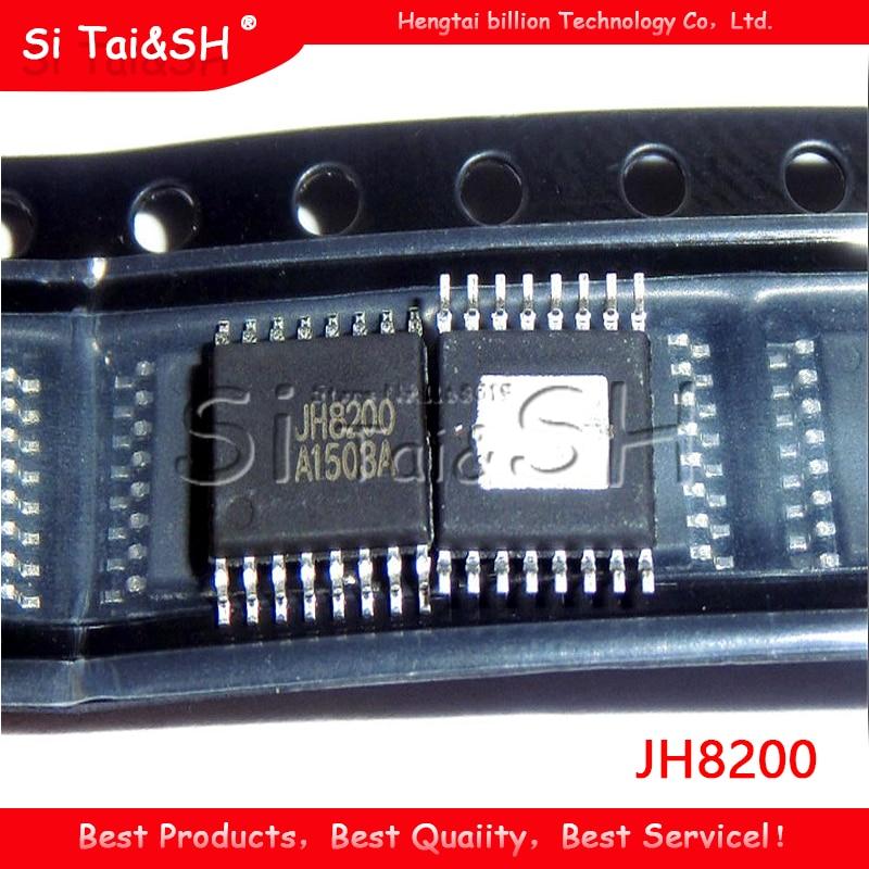 1 Uds JH8200 8200 TSSOP16 móvil DVD EVD IC de administración de energía