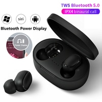 Bluetooth-наушники tws для iphone/xiaomi/Redmi/Huawei/Samsung galaxy, беспроводные мини-наушники с микрофоном