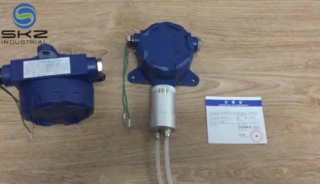 Электронный Инфракрасный принципов онлайн двуокись углерода CO2 анализатор чистоты газа