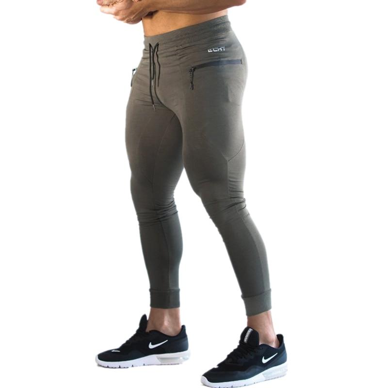 Новинка 2019, мужские тренировочные джоггеры, брюки для фитнеса, повседневные брюки, модные брендовые Джоггеры для бодибилдинга, мужские спор...