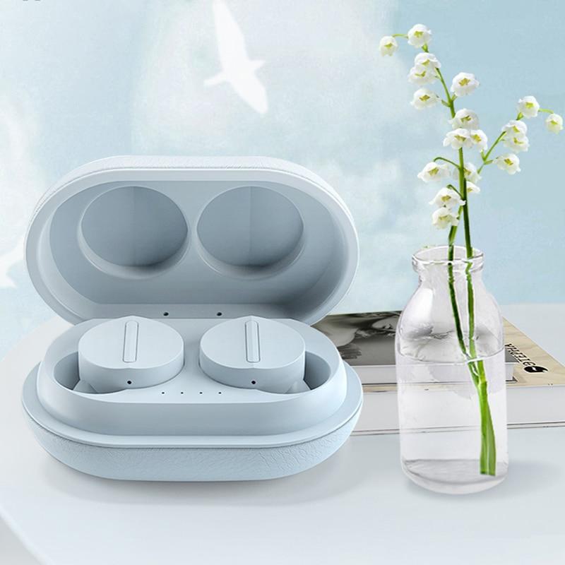 Sabbat Vooplay Mini TWS HIFI Bluetooth Headphones In-Ear Gaming Headset Low Latency Sport Wireless Earphones Support APTX/ACC