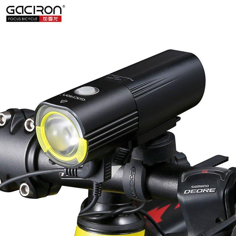 1000 lumens de bicicleta farol carga usb bateria interna led frente cauda lâmpada ciclismo iluminação aviso visual segurança lanterna