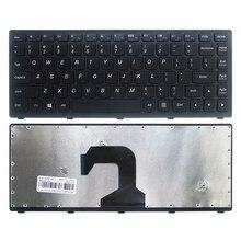 NEW For Lenovo Ideapad S300 S400 S405 S400T S400u M30-70 US laptop keyboard black