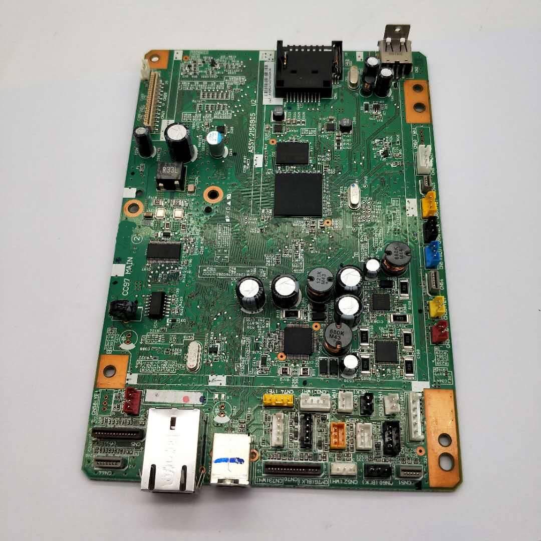 Peças da Impressora Cc97 da Mãe do Mainboard do Formatter para Epson Placa Principal 7621 Wf-7621