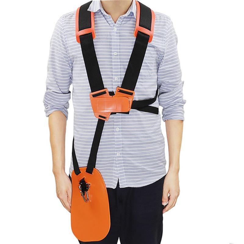 Arnés Universal ajustable para cortacésped, accesorio cortador de césped, cortadora de césped, podadora eléctrica para el jardín
