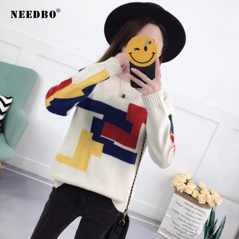 Свитер с высоким воротником, женский вязаный высокоэластичный свитер, высокоэластичный женский свитер, пуловер с круглым вырезом, женский ...