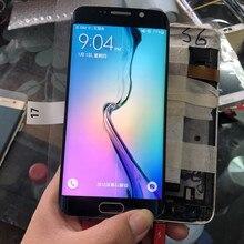 Pour samsung galaxy S6 edge G925 SM-G925F écran LCD + écran tactile numériseur 6.3