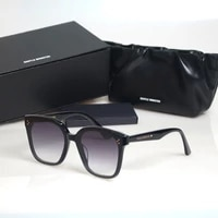 2021 brand new women rick sunglasses korea design woman trendy gm luxury sunglasses lady vintage gentle sun glasses zeiss lense