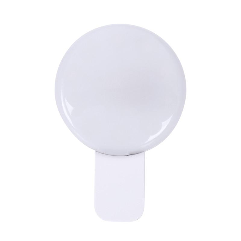 RISE-Universal Selfie teléfono móvil anillo de luz Led Selfie lente de teléfono móvil luz Led para Smartphone Android