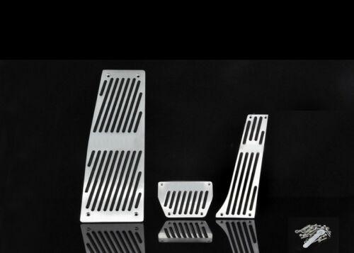 Reposapiés de freno Wotefusi 3x AT Pedal acelerador para 5 Series E60 X5 X6