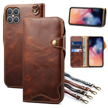 Luxury Wallet Case For Iphone 13 2021 Flip Case Iphone 12 Pro Max 11 12pro Iphone12 Mini Genuine Lea